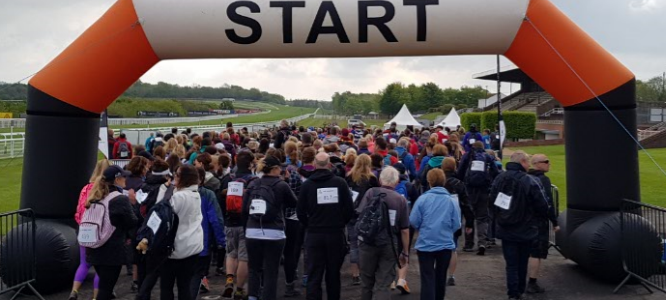 How marketing made sure 'Just Walk' became THE walking event to attend in Sussex